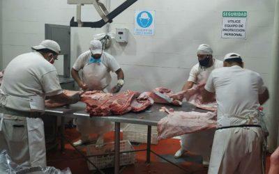 En junio cayó 17% el volumen de carne vacuna exportada