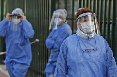 Nuevo récord: confirmaron 254 nuevas muertes por coronavirus y 12.259 casos en las últimas 24 horas