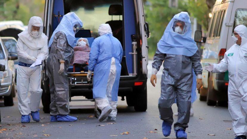 Récord de contagios por coronavirus en 24 horas en el país, con 7147 casos y 220.682 acumulados; los muertos fueron 127