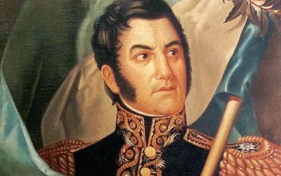 José de San Martín, el hombre