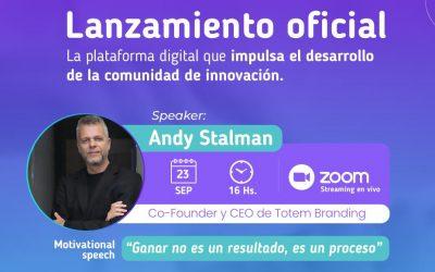 La Bolsa de Comercio de Rosario presenta una plataforma digital para impulsar el desarrollo de la comunidad de innovación