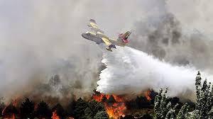 Fearca en Agronea: El avión, la herramienta más eficaz para combatir incendios