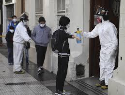 Coronavirus en Argentina: confirmaron 120 nuevas muertes y 6.986 contagios en las últimas 24 horas