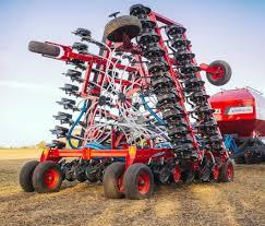 Tanzi lidera las exportaciones de sembradoras en Argentina