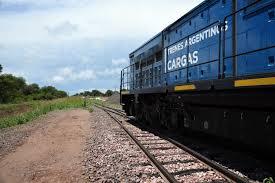 El transporte ferroviario de cargas alcanzó los niveles más altos de los últimos diez años