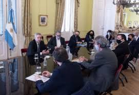 El Consejo Agroindustrial Argentino se reunió con el Gabinete Económico