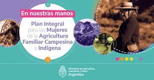 """Agricultura destinará $600 millones para financiar proyectos de mujeres rurales en el marco del plan """"En Nuestras Manos"""""""