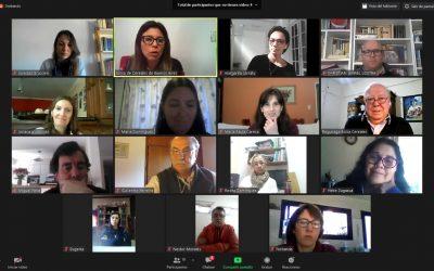 Se llevó a cabo un encuentro con docentes de escuelas agrotécnicas para la planificación de contenidos en el marco del proyecto RSE