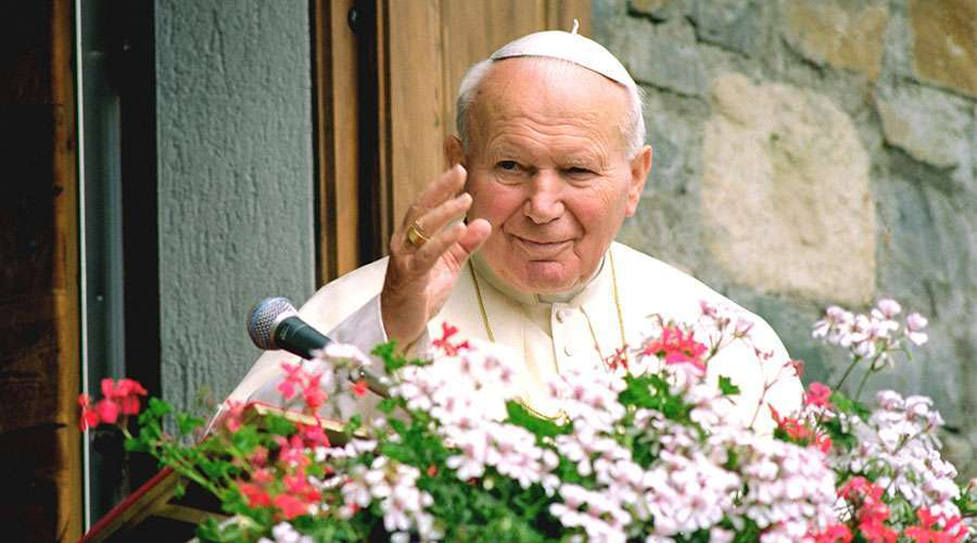 "Papa Francisco: San Juan Pablo II ""hombre de profunda espiritualidad"""