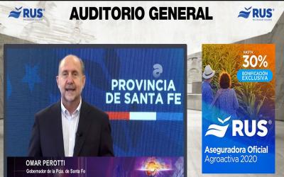 Quedó inaugurada AgroActiva virtual, el lugar donde los negocios del agro se concretan