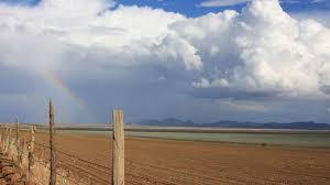 Prevén ascenso térmico y luego el paso de un frente de tormentas con precipitaciones