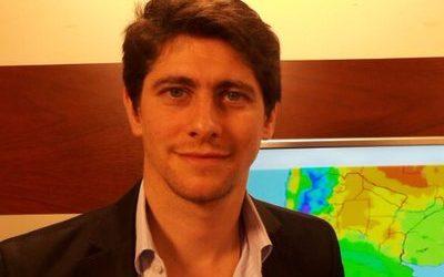 El agrometeorólogo Leonardo de Benedictis mostró cómo serían las lluvias hasta Junio 2021