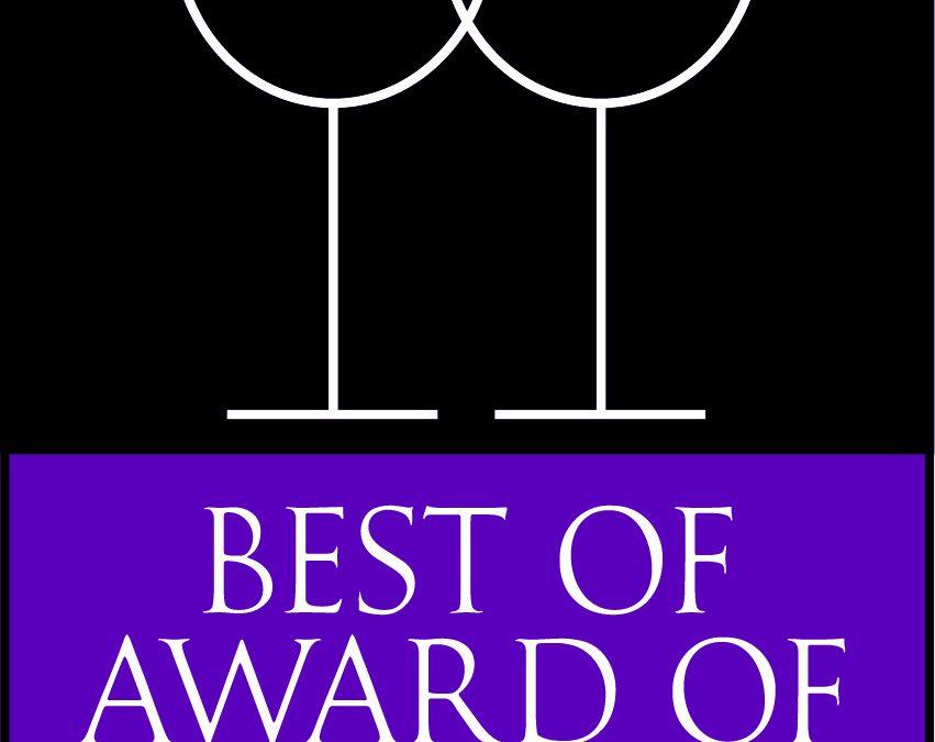 """""""Cabaña Las Lilas"""" recibió una distinción internacional por la excelencia de su carta de vinos"""