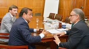 Basterra y el Gobernador de Misiones destacaron el trabajo conjunto para promover las economías regionales