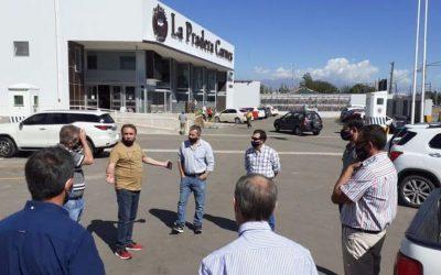 Buscan posicionar a Mendoza como centro exportador de carnes