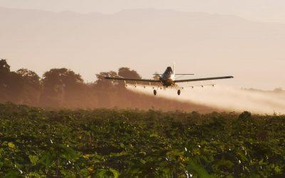 La importancia del trabajo aéreo en las economías regionales