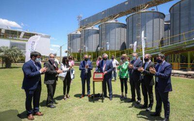 Alberto Fernández anunció la venta de 1.2 millones de toneladas de soja a China por US$ 500 millones