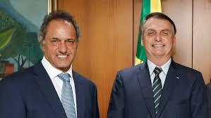 """Bolsonaro aclaró que están """"garantizadas"""" las compras de trigo a la Argentina"""