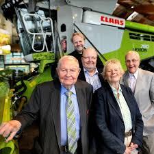 Murió el pionero de la maquinaria agrícola, Helmut Claas