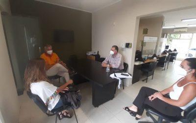 El RENATRE mantuvo reuniones con el sector olivícola y vitivinícola en el contexto de la inminente cosecha en San Juan