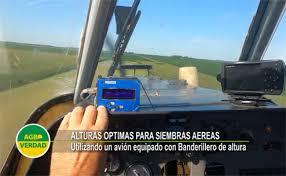 Cultivos de Cobertura: una siembra aérea con el primer Banderillero de Altura usado en el país
