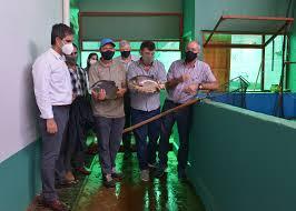 Agricultura impulsa el desarrollo de la acuicultura y la piscicultura en el territorio nacional