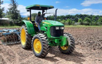El RENATRE realizó una capacitación sobre mantenimiento de tractores en Jujuy