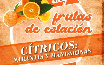 Naranjas y mandarinas: a sacarle el jugo a las frutas de estación