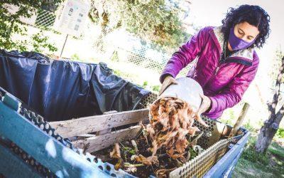Compostar también es reciclar: Guaymallén invita al ciclo virtual de agroecología y compostaje