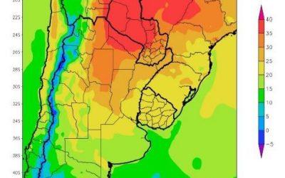 Perspectiva agroclimática para Argentina y USA