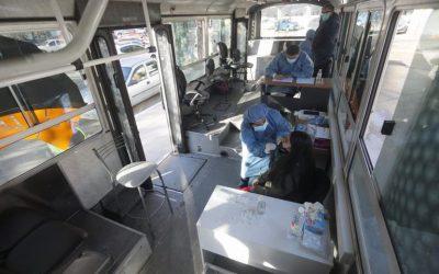 Variante delta: la ciudad de Buenos Aires estudia dos posibles casos de transmisión comunitaria