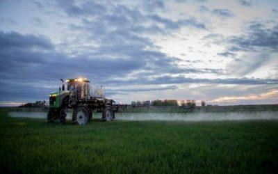 Los patentamientos de maquinaria agrícola crecieron un 34,5% en el acumulado de julio