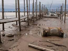 """La provincia de Buenos Aires declaró la """"emergencia hídrica"""" a raíz de la bajante histórica del Río Paraná"""