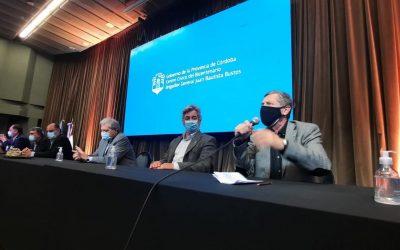 Gobernador de Córdoba recibió a la Mesa de Enlace y ratificó su reclamo para levantar el cepo a la carne
