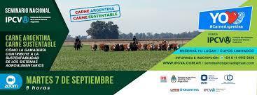"""Presentaron el informe """"Carne Argentina, Carne Sustentable: la ganadería no es parte del problema sino parte de la solución"""""""