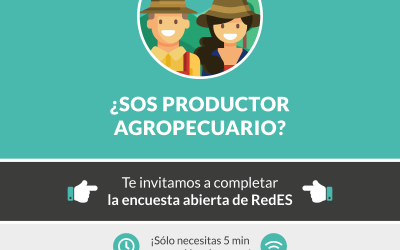 Avanza el proyecto RedEs para estudiar la sustentabilidad agropecuaria