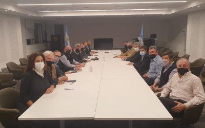 La Mesa de Enlace y el Consejo Agroindustrial fortalecieron la voluntad de trabajar en pos de políticas para el agro