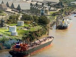 Ya se perdieron exportaciones por USD 620 millones por la bajante del Paraná