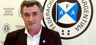 FAA le auguró una buena gestión al Ministro Domínguez  y le pidió que atienda los problemas irresueltos de los pequeños y medianos productores