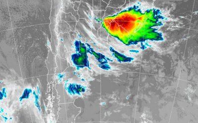 Alerta amarilla del SMN por lluvias y tormentas: qué zonas se verían alcanzadas