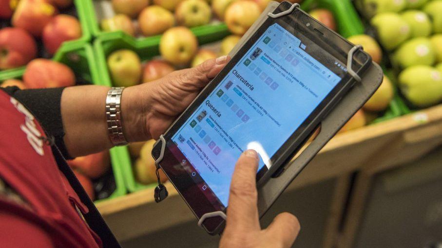 Ley de Góndolas para las tiendas virtuales de los supermercados