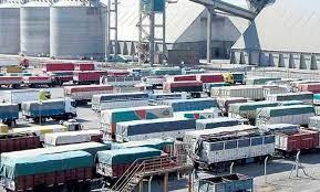 Las terminales del Gran Rosario pueden recibir y descargar 19 mil camiones al día con granos